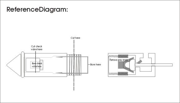 .: welcome to airgun universe - dedicated to everything ... air gun valve diagram gm idle air control valve wiring